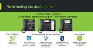 Openscape Desk Phone CP 200 400 600