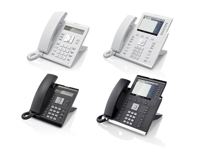 Openscape desk phone IP