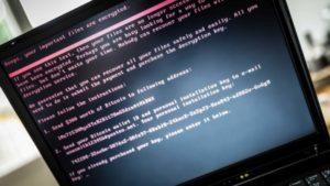 Desktop Virus NotPetya